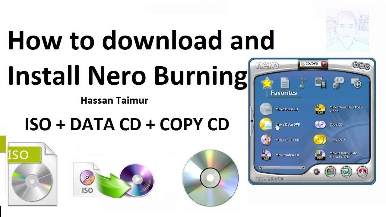nero burning gratis full