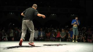 El Niño vs Vicious Victor - Final Battle - Red Bull BC One Chicago 2011
