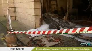 Cinco membros da mesma familia intoxicados por fume no incendio da súa casa en Soutomaior