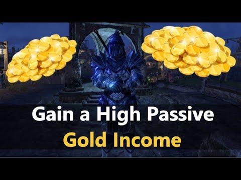Eso Imperial Gold Passive