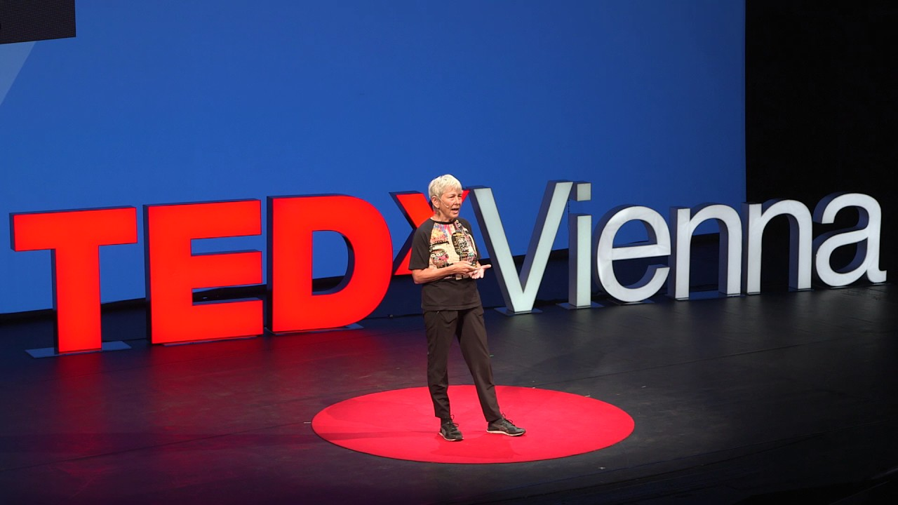 Graffiti and street art, a lifelong photo quest | Martha Cooper | TEDxVienna