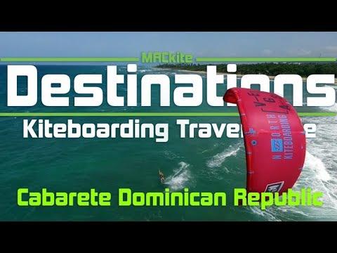 Kiteboarding Travel Guide: Cabarete Dominican Republic : Destinations EP02