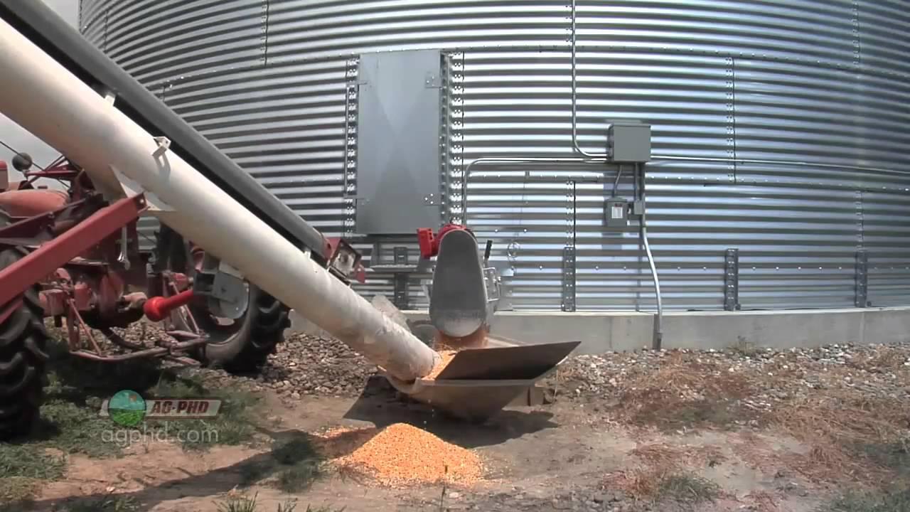 Farm Basics - Filling Grain Bins #655 (Air Date 10/24/10 ...