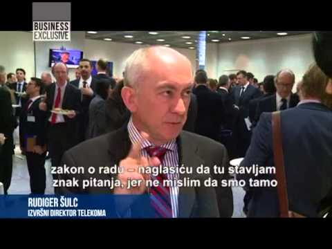 Business exclusive, Investing in Montenegro,  Atlas TV