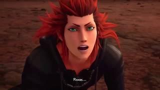 "ROXAS Speech ""Hands off my friends."" - Kingdom Hearts 3"