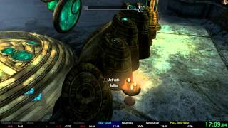 (Former World Record) Skyrim Any% - 39:24