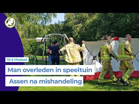'Incident in speeltuin