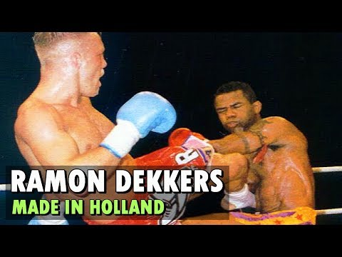 Ramon Dekkers - Made in Holland (Highlights/Knockouts)