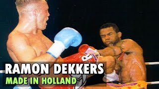 Gambar cover Ramon Dekkers: Made in Holland (Highlights & Knockouts)