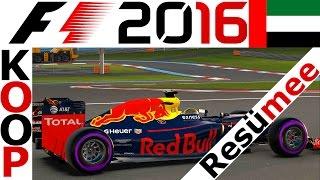 F1 2016 KOOP Saison 2 #21 – Abu Dhabi Training – Lets Play Formel 1 2016 Gameplay German | CSW