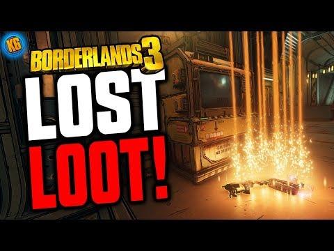 Borderlands 3 - LOST LOOT MACHINE EXPLAINED (Unique & Legendary Spoilers)