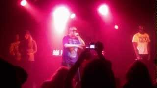 MIC FURY FEAT DJ PRAY ONE FRENCH HIP HOP BARCELONA LIVE VIVO ! APOLO2 BCN