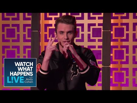 James Kennedy Debuts 'Get Loose' | Vanderpump Rules | WWHL