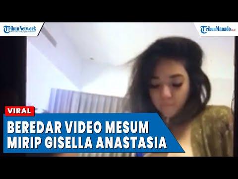 VIRAL ! Video Mesum Mirip Gisella Anastasia Mantan Istri Gading Marten
