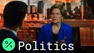 Elizabeth Warren Accuses Michael Bloomberg of 'Buying the Election'