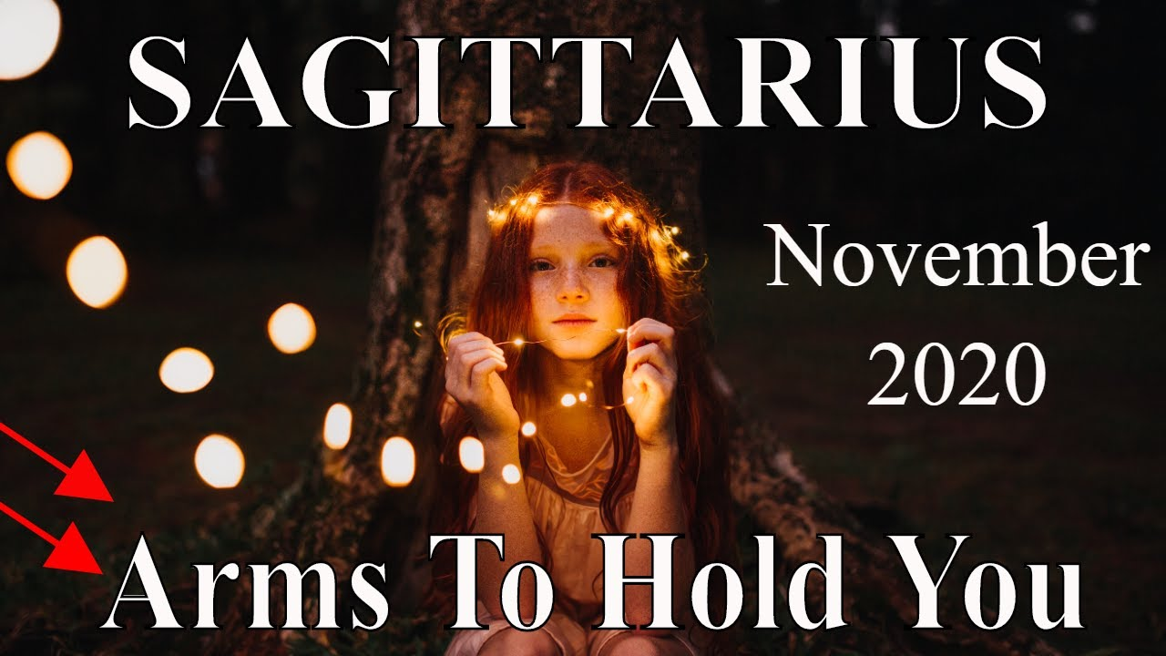 Sagittarius ~ Rest You Love on Me Awhile ~ Intuitive Tarot Reading November 2020