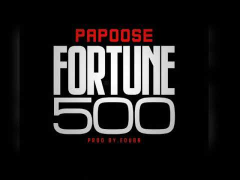 """Papoose """"Fortune 500"""" (Instrumental)"""