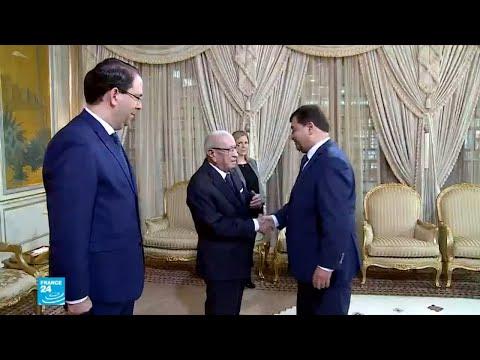 تونس: الوزراء الجدد يؤدون اليمين الدستورية في قصر قرطاج  - نشر قبل 15 دقيقة