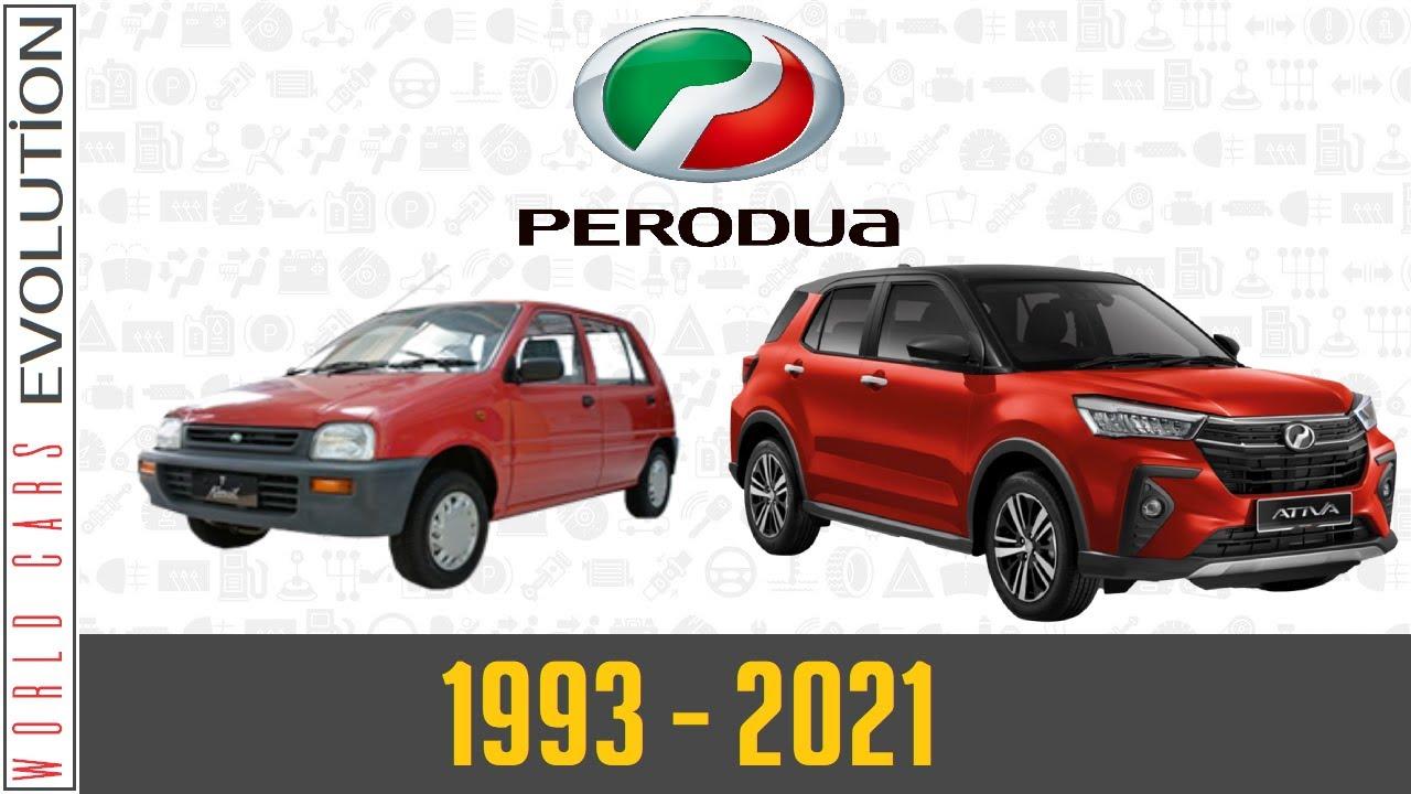 W.C.E.-Perodua Evolution (1993 - 2021)