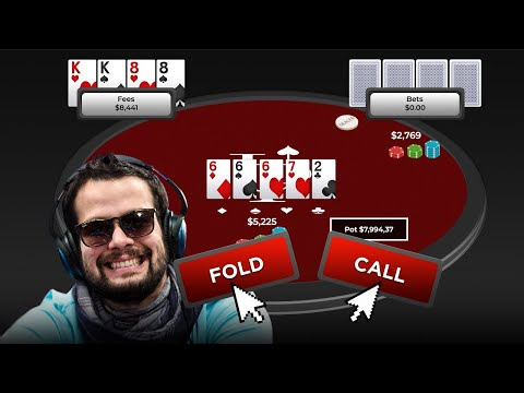 TOO RICH TO FOLD? (Cutting-Edge PLO Tactics Revealed) - 동영상