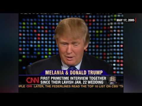 Trump Impression 2005: Flustered On Vacation