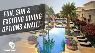 Al Seef Resort & Spa by Andalus has it all! | Visit Abu Dhabi
