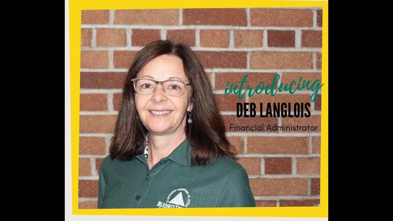 Mrs Deb Langlois