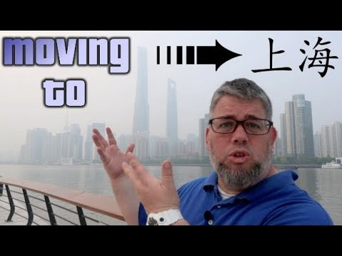 Moving To Shanghai
