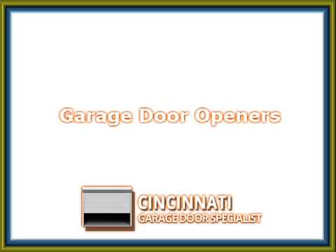 Garage Door Service in Middletown, OH