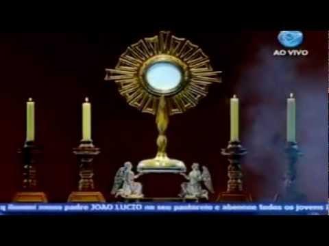 Adoração Ao Santíssimo_Pe Marlon, Irmã Eunice,Salette Ferreira_ Acamp.de Cura _ Parte 3_19/01/13