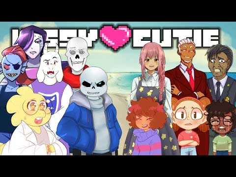 FRISK'S FAMILY IS REVEALED!! THE STORY AFTER TRUE PACIFIST RUN | Undertale: Kissy Cutie