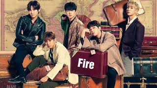 FTISLAND - Fire [EVERLASTING 9th Album]