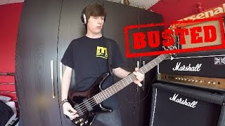 BUSTED - ONE OF A KIND - BASS COVER (Picks N Sticks)