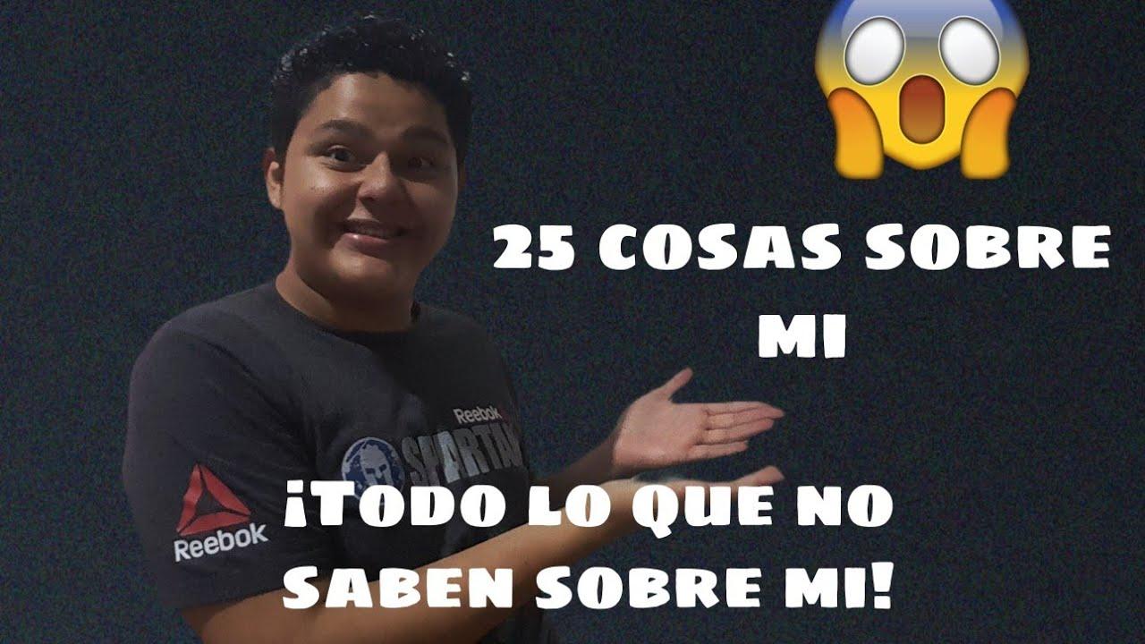 Download Tag de 25 Cosas Sobre Mi  Alexis Guevara