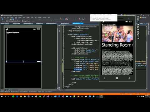 Coders For Sanders - Windows app development (Http client an