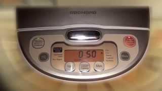 Суп картофельный в мультиварке REDMOND M60