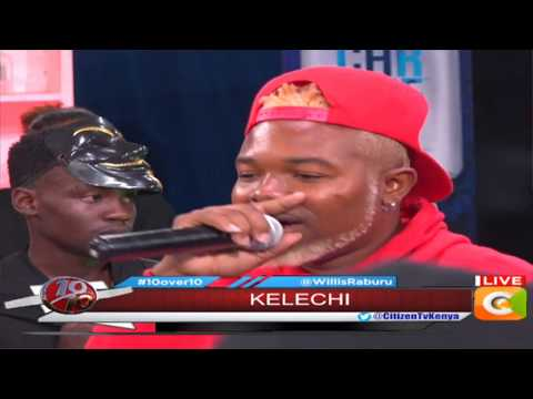 Kelechi ~ Music genre has gone international..es are working harder #10Over10