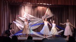 Старшая группа   Танец Волна ансамбля «ФАНТАЗИЯ»