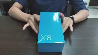 Gambar cover Unboxing Meizu X8 Indonesia Yang katanya bagus untuk pecinta Gaming