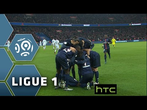 Goal Angel DI MARIA (63') / Paris Saint-Germain - Angers SCO (5-1)/ 2015-16