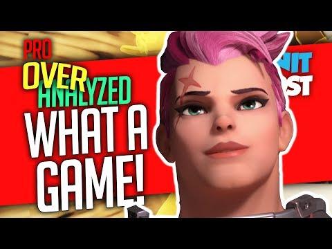 Overwatch  BEST WORLD CUP GAME  Canada vs Russia Pro OverAnalyzed