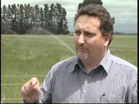 K-Line Irrigation: Pod and Sprinkler System