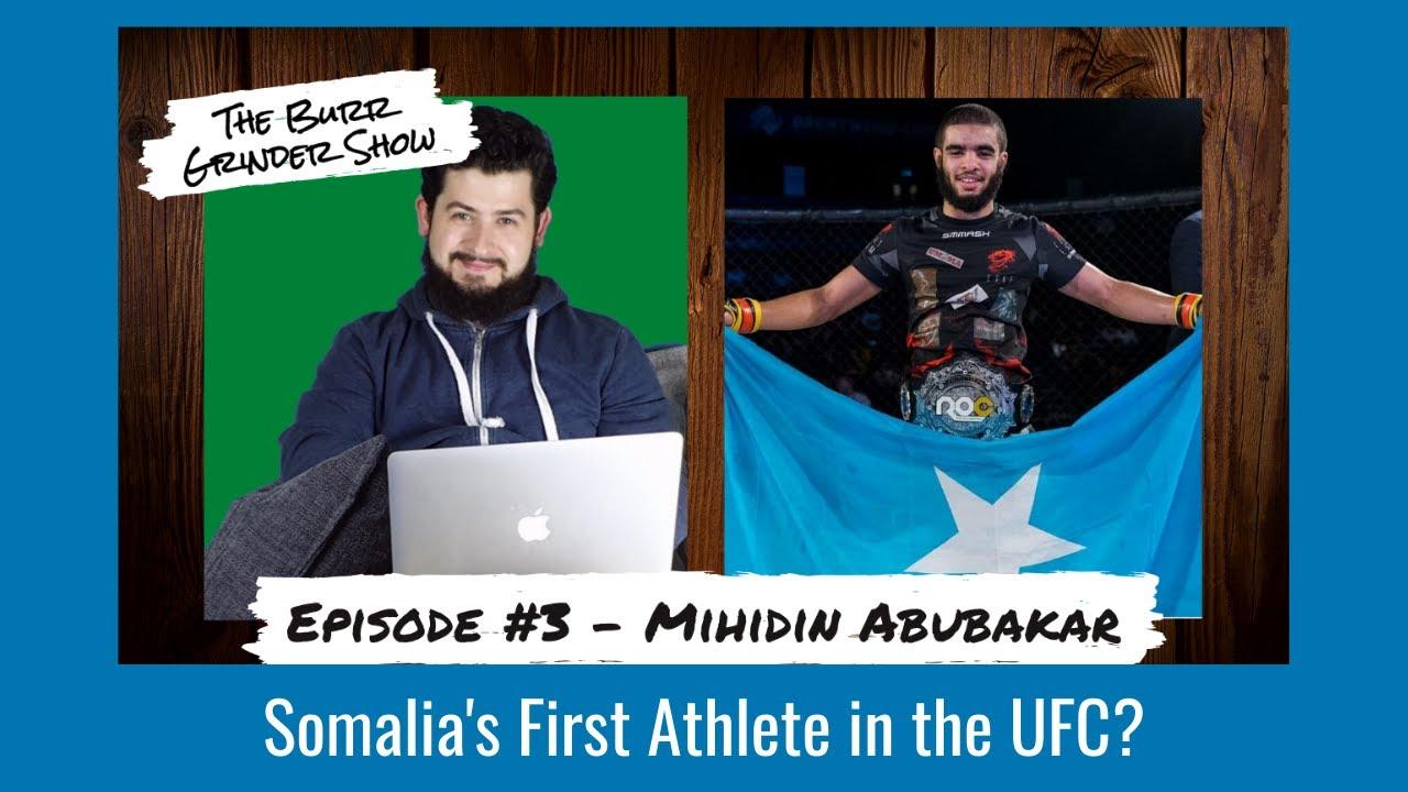 An Honest Conversation With A Champion from Somalia    Muhidin Abubakakr