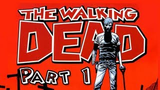 The Walking Dead Walkthrough - Part 1 [Episode 1] A New Day PS3 XBOX PC MAC Let's Play