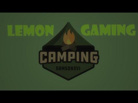 ROBLOX | Camping Horror Game | Lemon Gaming - Gaming Point