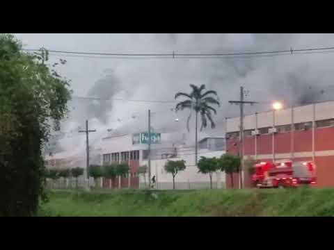793c099dc Incêndio atinge Fábrica em Nova Friburgo