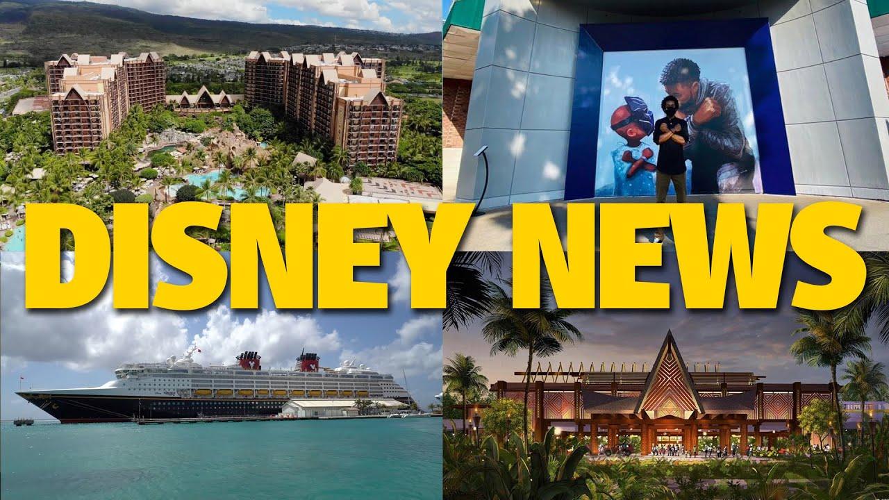 Disney (and Universal) News Roundup | 09/26/20