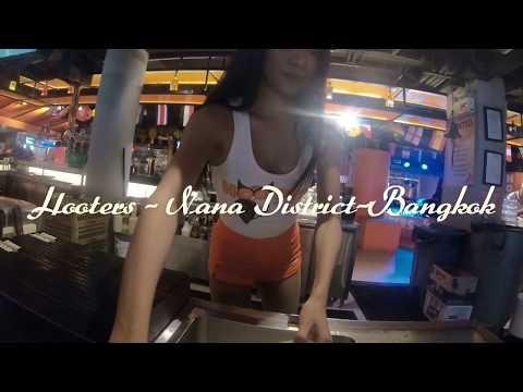 Sexy Hooters Girls - Bangkok