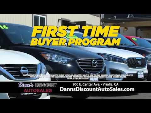 Hanford Auto Sales >> Dann S Discount Used Cars Trucks Vans In Visalia Tulare Hanford
