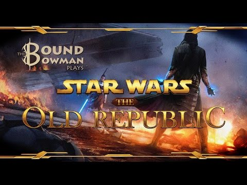 Let's Stream Star Wars - The Old Republic: Sith Warrior (Part 1)